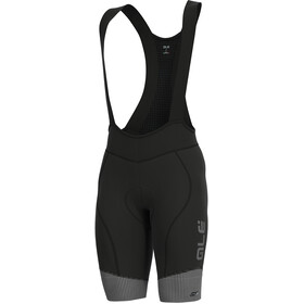 Alé Cycling PRS Master Bib Shorts Herre black-white